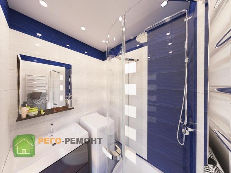 Ванные комнаты дизайн интерьер